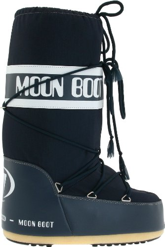 Moon Boot 14004400, Botas de Nieve Unisex Adulto Azul (Blue Jeans 064)