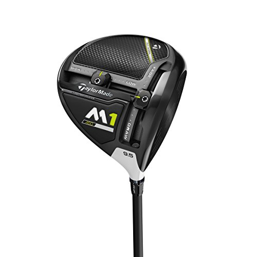 TaylorMade Driver-M1 2017-460 MRC 9.5 S Golf Driver, Right Hand
