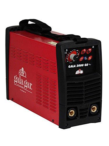 Gala gar gala ge - Equipo soldadura inverter monofasico gala 2000-ge