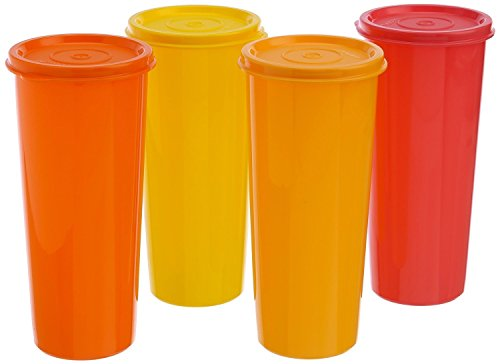 - TP-640-T212 Tupperware Jumbo Tumblers (Set of 4)