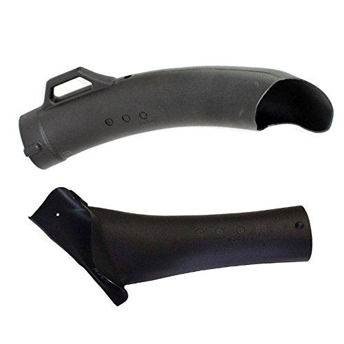 Husqvarna OEM Mower Bagger Upper & Lower Chute 532126840 532162803
