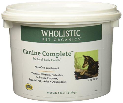 Wholistic Pet Organics Canine Complete Multivitamins, 4 lb