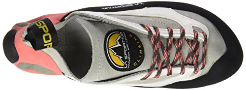 La Sportiva Mutant Womens Trail Running Shoes - SS18 Finale Woman Grey/Coral Talla: 36 rUmSOc