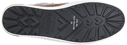 braun old Yellow Cw96 Donna Town Marrone Sneaker marrón Laos Blackstone w0Cq1WxU