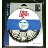 Dirt Devil F8 Type Filter