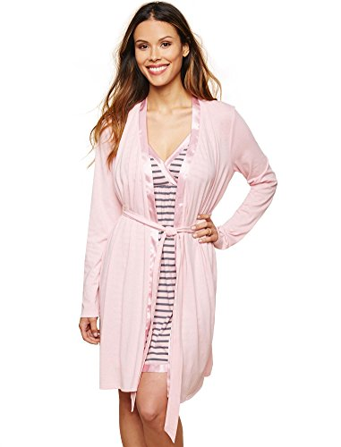 77bc0c9638 Best Maternity Nursing Nightgowns 2018 - 2019 on Flipboard by Werks2018
