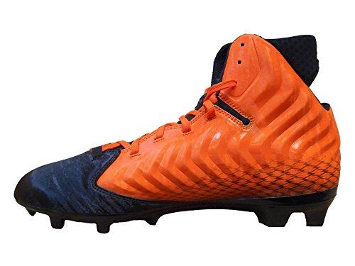 Adidas Nastyquick Mid Voetbalcleats Oranje / Zwart