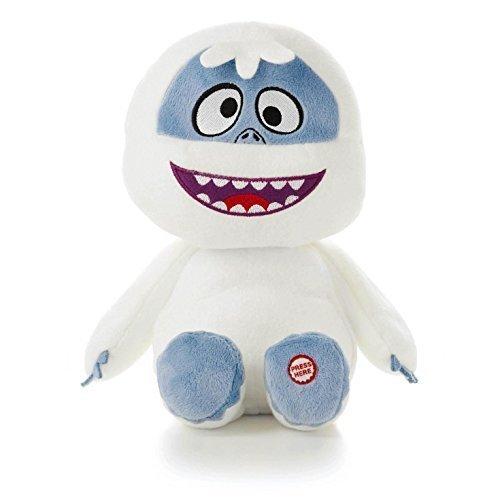 Abominable Snowman Hat (Hallmark Christmas XKT1439 Bumble® Push and Play Interactive Stuffed Animal)