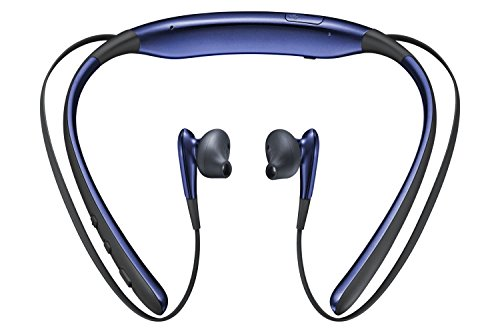 Samsung Level U Bluetooth Wireless In-ear Headphones with Microphone, Black Sapphire