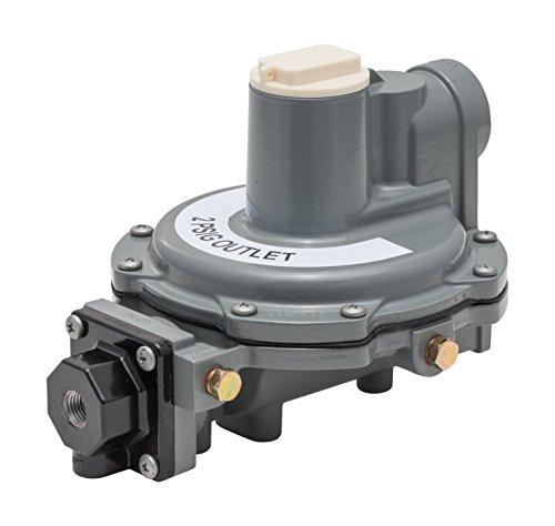 - Emerson-Fisher LP-Gas Equipment R632E-BCH Integral 2-Stage Regulator, 1-2.2 psig Spring, 1/4
