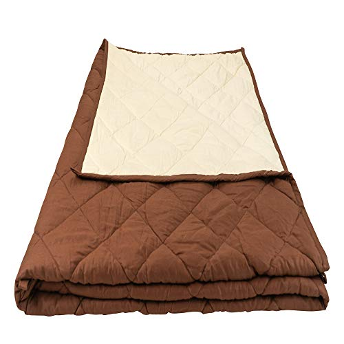 Cheap Aviano 15 lbs Weighted Blanket for Adults | Queen Size 60