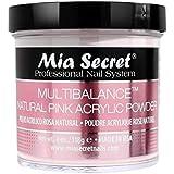 Mia Secret Acrylic Powder Multi Balance Natural Pink - 4 Oz