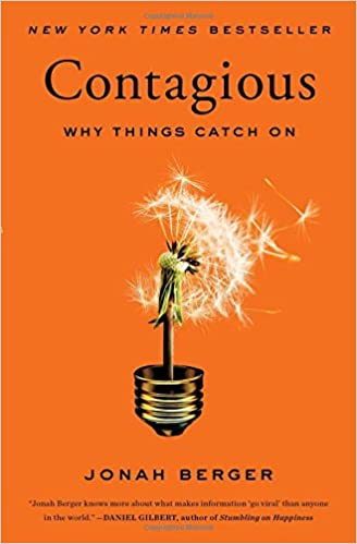 contagious why things catch on by jonah berger pdf