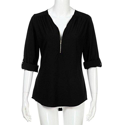 Noir Shirts Noir Sweatshirts 2018 Blouses Mode Rouge Casual Tops Bleu Femme T Loose Chemisiers Shobdw z44wC16