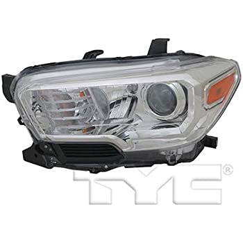 TYC NSF Right Side Headlight Lamp Assembly for Toyota Avalon 2013-2015