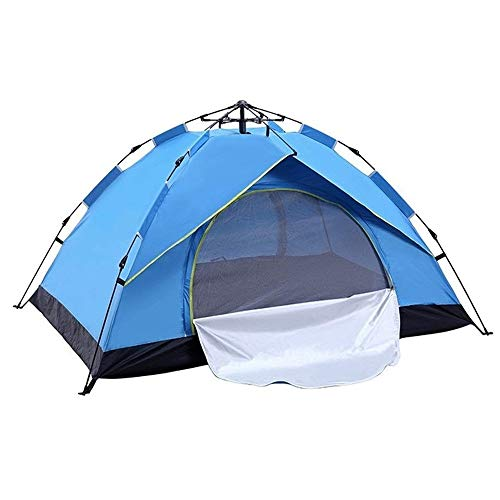 NILINLEI Outdoor Camping Tent, with Anti-Ultraviolet Function, Can Pop Out Beach Sun Visor, Convenient for Outdoor…