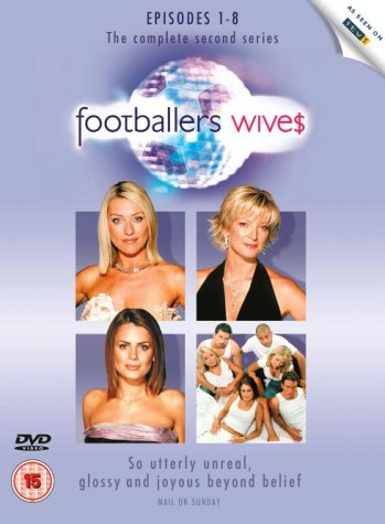 Amazon. Com: footballers wives the complete third season: gary.