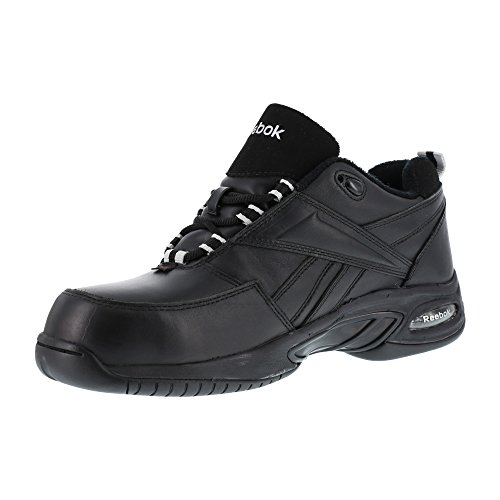 Brown Reebok Tyak Safety Shoes Bison Men's RB4177 Black qEdwg0qx