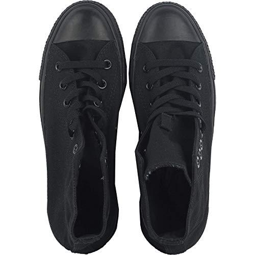 noir Hi s Taylor Unisex A Mono Sneaker schwarz Adulto C Nero – Converse xfZPqwFTI