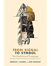 From Signal to Symbol: The Evolution of Language