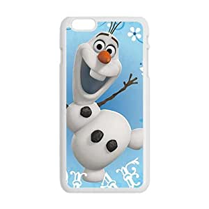 diy zhengFrozen happy snow baby Cell Phone Case for iphone 5/5s/