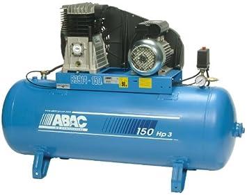 ABAC B3914/150 - Compresor de aire (3 CV, 150 l): Amazon.es ...