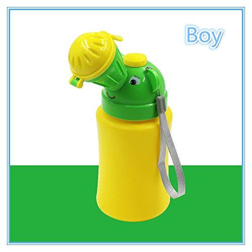 (Toilet Potty,Portable Car Toilet Potty Infant Baby Children Vehicular Traveling Urinal Kids Diaper Convenient Nightpot for Girls Boys,Boy)