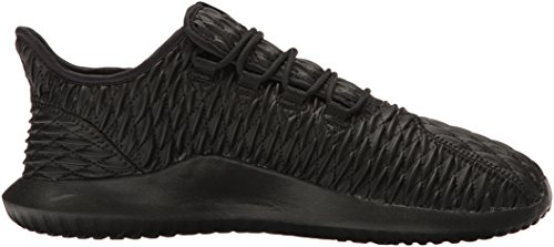 Sneakers Adidas Original Mens Tubular Shadow Fashion Nero / Nero / Tessuto Nero Tecnico