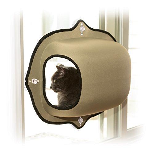 K&H Manufacturing EZ Mount Window Pod Ki - Cat Window Shopping Results
