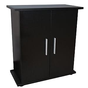 "Seapora 52014 Empress Cabinet Stand, 24"" x 12"", Black 12"