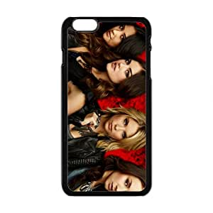 HUAH Pretty Little Liars Cell Phone Case for Iphone 6 Plus