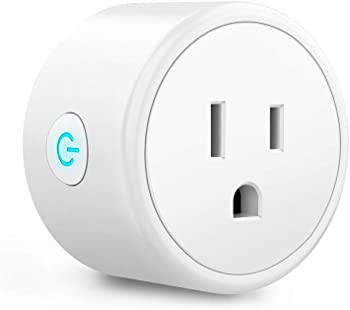 Aoycocr WiFi Outlets Work Smart Plug With Alexa