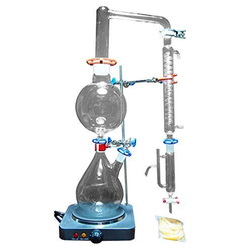 essential oils steam distillation - 6
