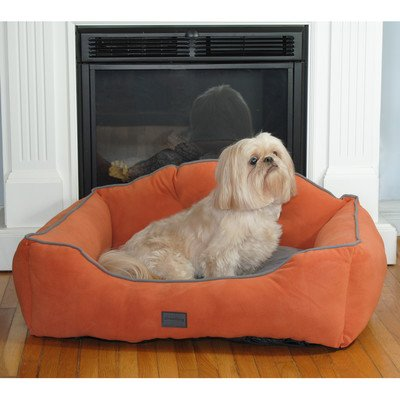 drowzzzy Courtier Royal Couch Bed, Tangerine, M