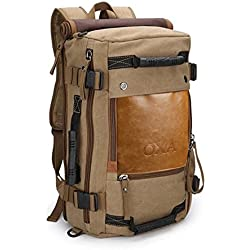 OXA Travel Hiking Camping Backpack, Duffle Backpack Bag