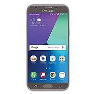 "Samsung Galaxy J3 Mission 5"" Prepaid Carrier Locked - 16 GB - Black (Verizon)"