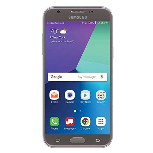 "Samsung Galaxy J3 Mission 5"" Prepaid Carrier Locked - 16 GB - Black (Verizon)"
