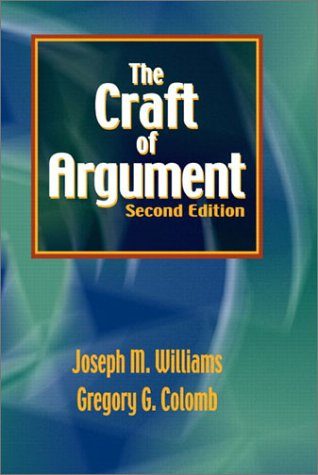 The Craft of Argument (2nd Edition)