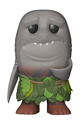 Funko POP! Disney: Moana - Shark Head Maui - Spring Convention Exclusive