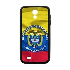 Republica de Colombia libertad y orden Cell Phone Case for Samsung Galaxy S4