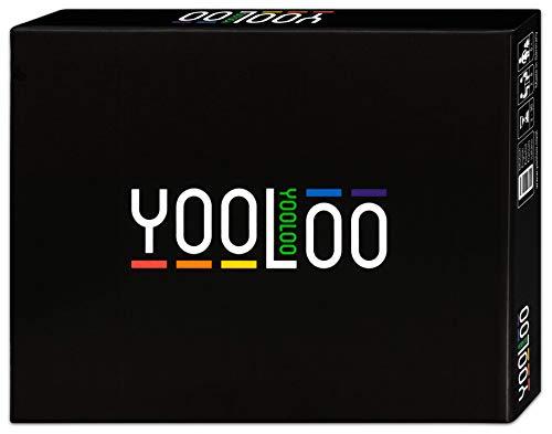 YOOLOO – El Divertido Juego de Cartas para Toda la Familia o para Fiestas – Nueva version – (de 2 a 8 Personas)