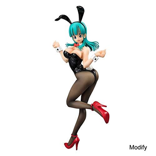 Duzhengzhou Dragon Ball Gals: Bunny Version Bulma - Figurine PVC de 7,87 Pouces