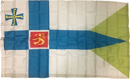 3x5 Finland Presidential Standard Flag Finnish Flags
