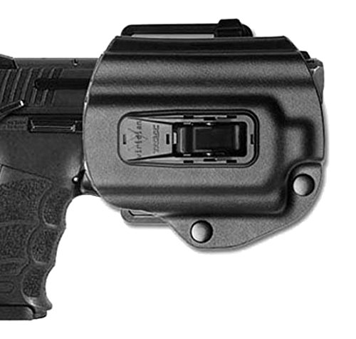 Viridian TacLoc Holster Glock 10mm/45 with X Series ECR, Black