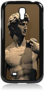 Michelangelo's David - Hard Black Plastic Snap - On Case --Samsung? GALAXY S3 I9300 - Samsung Galaxy S III - Great Quality!