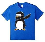 Funny Penguin Dab Shirt - Dabbing Penguin - Penguin Shirts