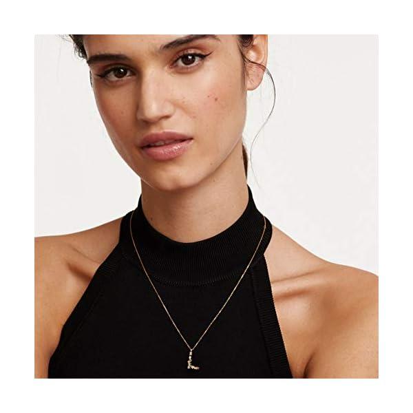 PDPAOLA – Collar Letra L – Plata de Ley 925 Bañada en Oro de 18k – Joyas para Mujer PDPAOLA – Collar Letra L – Plata de Ley 925 Bañada en Oro de 18k – Joyas para Mujer PDPAOLA – Collar Letra L – Plata de Ley 925 Bañada en Oro de 18k – Joyas para Mujer