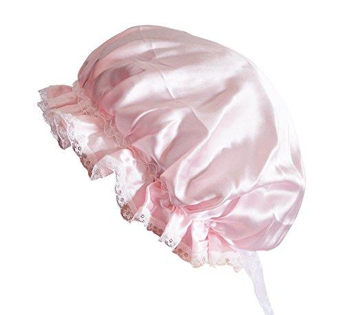 MSSilk Breathable Silk Sleep Cap