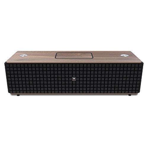JBL Authentics L16 Three-Way Speaker System with Wireless Streaming, Walnut
