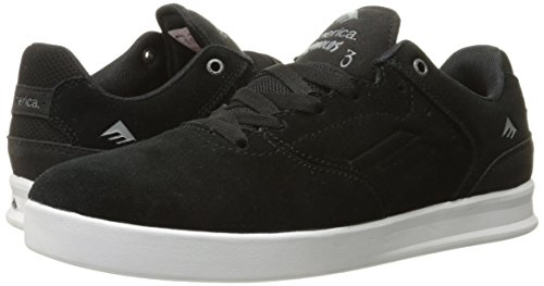 Uomo Emerica Black Sneaker silver Low Reynolds The wxBOAqBpR